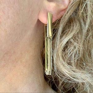 🤩 JB Modern drop earrings from stitch fix 🤩